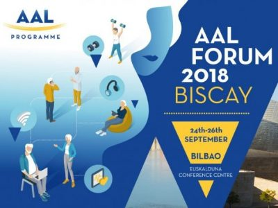 Cáritas Coimbra with active participation in AAL Forum 2018