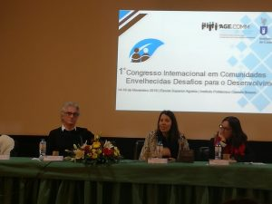 Cáritas Coimbra debated challenges for development in ageing communities